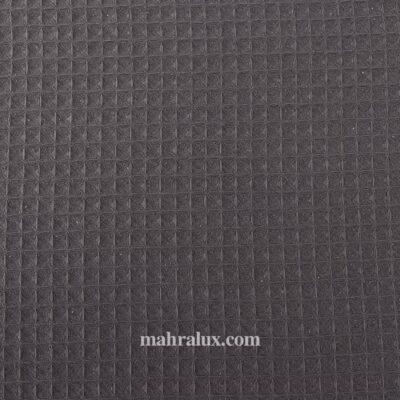 Вафельная ткань серо-коричневая Турция, 155 см